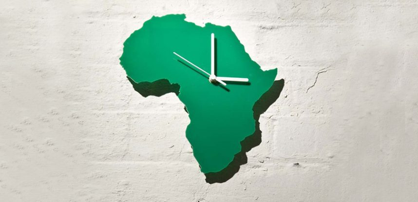 """Discard African Time Syndrome"" – Prof. Jackson"