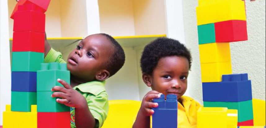 LET'S PRIORITISE EARLY CHILDHOOD EDUCATION
