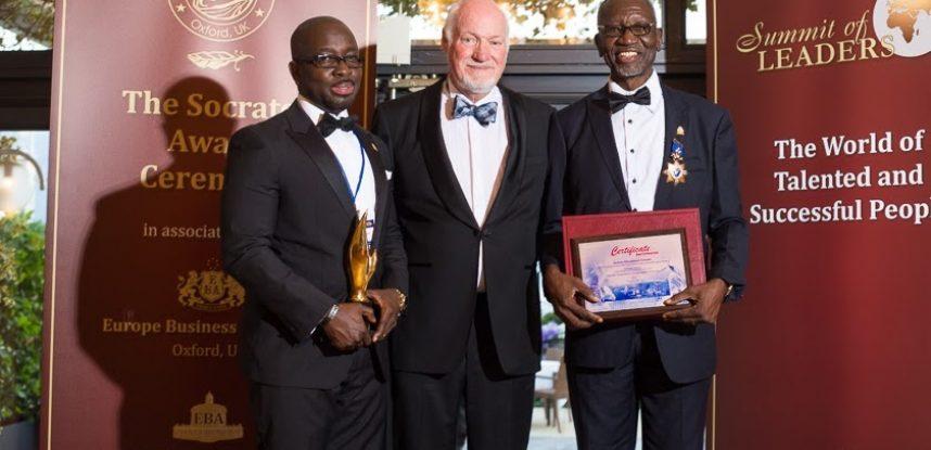 JEC WINS INTERNATIONAL EXCELLENCE AWARD