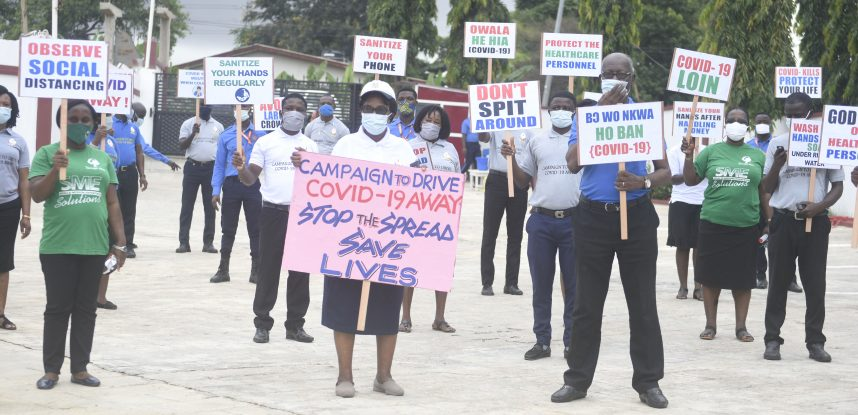 COVID-19: JCE LAUNCHES NATIONAL CAMPAIGN TO CONTAIN THE PANDEMIC