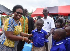 JCE TOUCHES LIVES AT DANYAME-KWAYEMU IN THE ASHANTI REGION