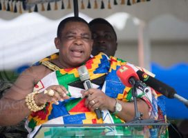PRESIDENT OF GHANA NATIONAL CHAMBER OF COMMERCE APPLAUDS JCE