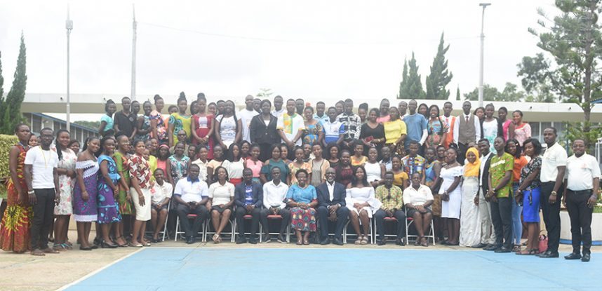 JCE MAKES SIGNIFICANT IMPACT IN RURAL EDUCATION IN GHANA