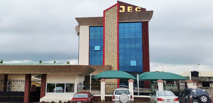 INAUGURATION OF JEC HEAD OFFICE BUILDING