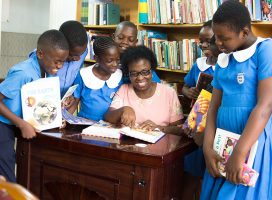 JCE JOINS THE WORLD TO CELEBRATE INTERNATIONAL LITERACY DAY